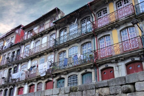 Ribeira Porto Portugal