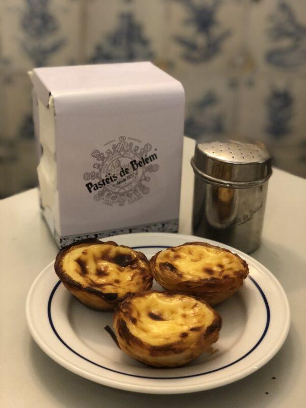 Pasteis de Nata Belem Lisboa Portugal