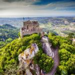 Mouros Castle Sintra Portugal