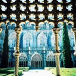 Batalha Abbey cloisters