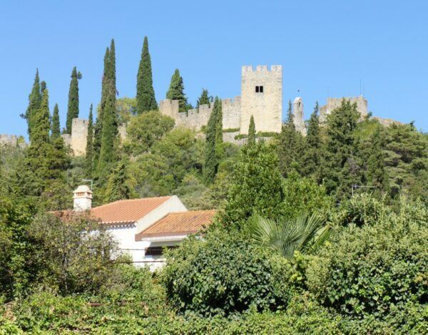 Tomar Castle Knights Templar locations in the world